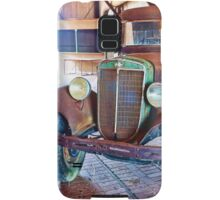 1927 Straight Eight Samsung Galaxy Case/Skin