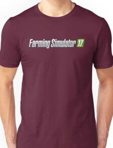 Farming Simulator 17 Unisex T-Shirt