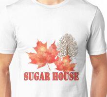 Maple Syrup Sugar House Unisex T-Shirt