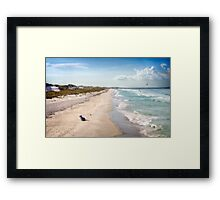 A Time to Enjoy  Framed Print