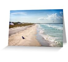 A Time to Enjoy  Greeting Card