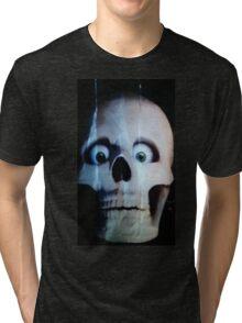 Skeleton Tri-blend T-Shirt