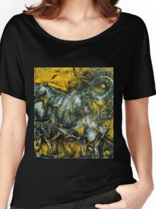 Yellow Bull Women's Relaxed Fit T-Shirt