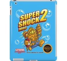 Super Shock Bros 2 iPad Case/Skin