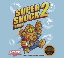 Super Shock Bros 2 by JakGibberish