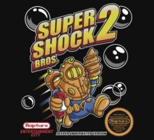 Super Shock Bros 2 Kids Clothes