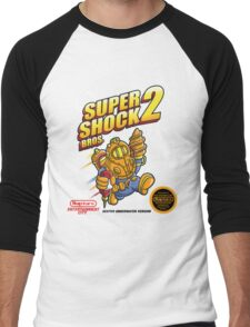 Super Shock Bros 2 Men's Baseball ¾ T-Shirt