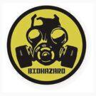 BIOHAZARD mask by Tony  Bazidlo