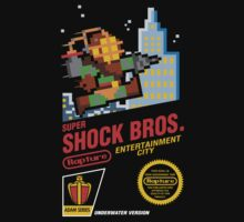 Super Shock Bros by JakGibberish