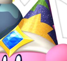 Bomb Kirby Sticker