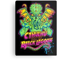 Cthulhu from the Black Lagoon Metal Print
