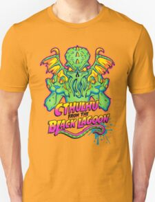 Cthulhu from the Black Lagoon T-Shirt