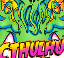 Cthulhu from the Black Lagoon Sticker