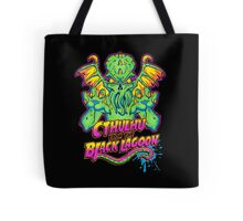 Cthulhu from the Black Lagoon Tote Bag