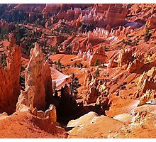 Most beautiful place on Earth Photographic Print