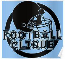 Football Clique Poster
