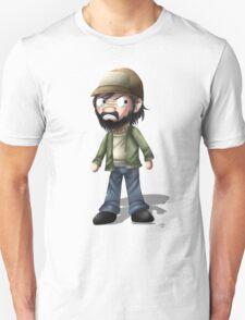 Cartoon Kenny The Walking Dead T-Shirt