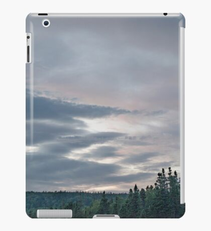 Dusk at Cape Breton Island iPad Case/Skin
