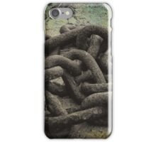 Chains iPhone Case/Skin