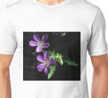 Purple Highlights Unisex T-Shirt