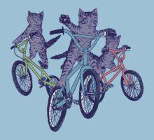 BMX Kittens Kids Tee