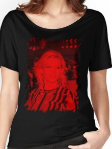 Cate Blanchett - Celebrity Women's Relaxed Fit T-Shirt