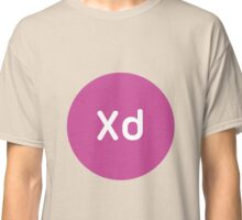 Adobe CC Experience Design Circles Classic T-Shirt