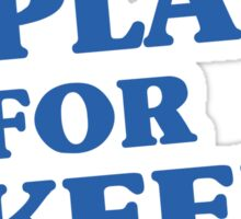 I Play For Keeps Sticker