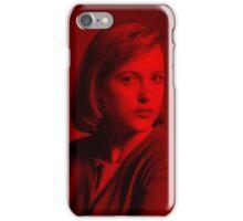 Gillian Anderson - Celebrity iPhone Case/Skin