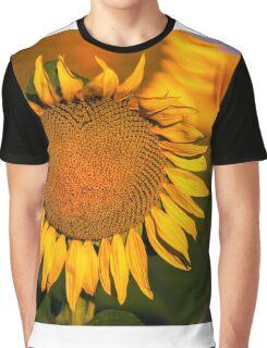 Golden Sun Graphic T-Shirt