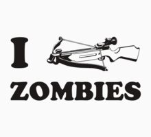 I Crossbow Zombies by TheShirtYurt