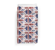 United Kingdom British flag Duvet Cover