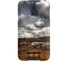 Lone Bench in the Dells Samsung Galaxy Case/Skin