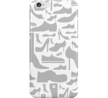 Footwear a background iPhone Case/Skin