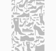 Footwear a background Unisex T-Shirt