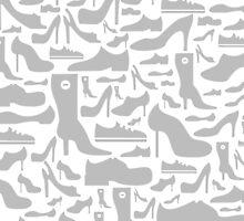 Footwear a background by Aleksander1
