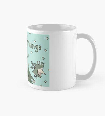 We Three Things Mug