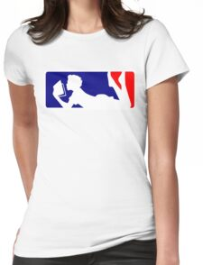 Reading Book Womens Fitted T-Shirt