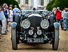 Chris Kingsbury's Speed Six at The Concours of Elegance 2014 by MarcW