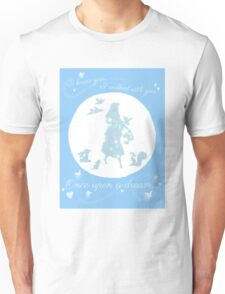 Once Upon a Dream (Make it Blue!) Unisex T-Shirt