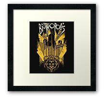 Biotropolis Framed Print