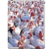 Turkey Farm iPad Case/Skin