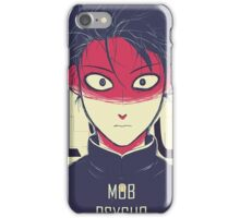 Mob Psycho 100 - I Love You iPhone Case/Skin
