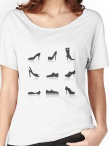 Icon footwear Women's Relaxed Fit T-Shirt