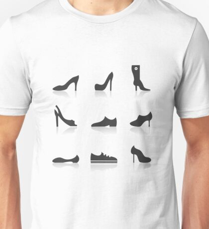 Icon footwear Unisex T-Shirt