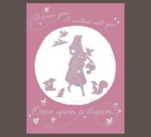 Once Upon a Dream (Make it Pink!) Baby Tee