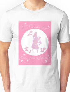 Once Upon a Dream (Make it Pink!) Unisex T-Shirt