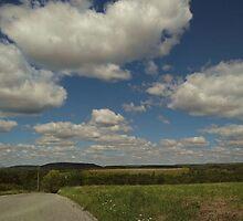 Expansive Sky by vigor