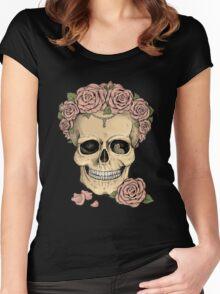 Memento mori Women's Fitted Scoop T-Shirt
