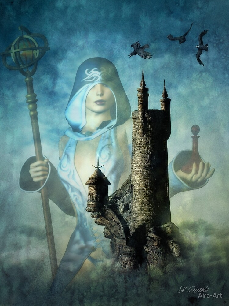 Mistress Of The Dark Towers by Andrea Ida Rausch